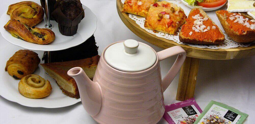 High Tea & Brunch